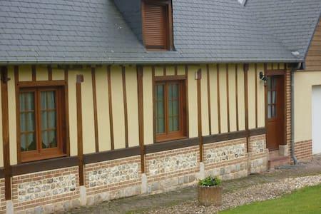 Gîte  «l'appart' dela longère» - Héricourt-en-Caux - Wohnung