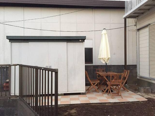 横浜丘の上の家 101 (KMY1)
