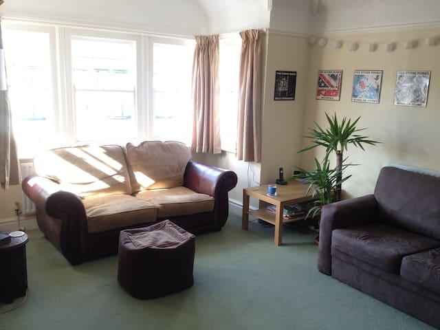 Spacious first floor one bed flat - Bognor Regis - Lägenhet