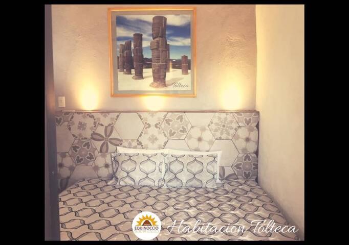 Habitación Tolteca