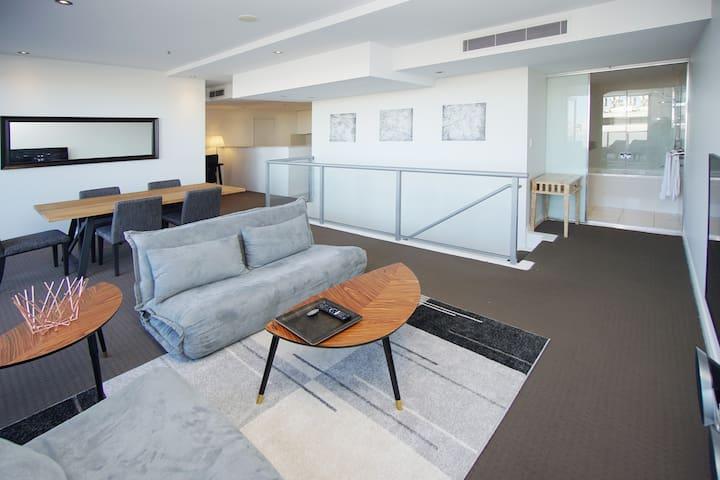 Sydney Central Penthouse Home
