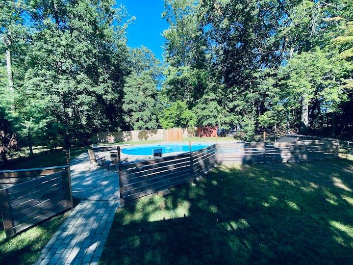 Modern Summerhouse with Pool - Highview Rd, Monsey