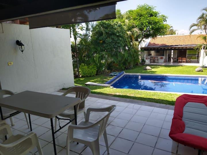 Hermosa casa para relajarse en Xochitepec Morelos
