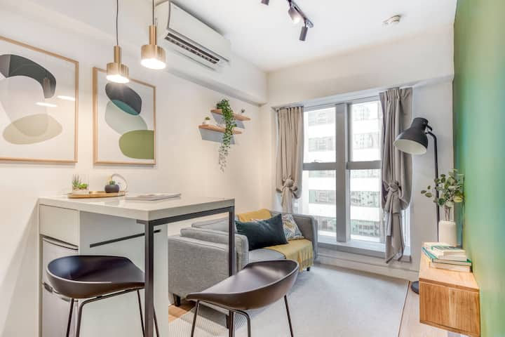 Furnished Modern Private 1BR Apartment in Mong Kok