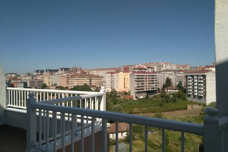 Ático acogedor de dos habitaciones y gran terraza