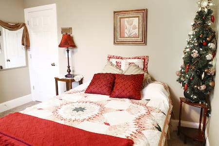 Year-round Christmas!  Room for two by Ballantyne.