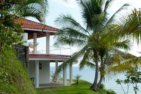 Modern 180 degree ocean view house - Mal Pais