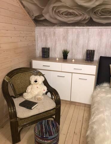 Спальня 1, 2ой этаж