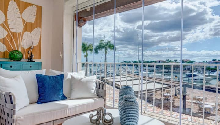 Beautiful Duplex with Amazing views to the Marina, Casa de Campo