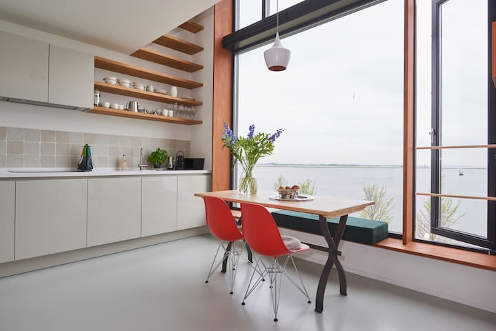 Luxurious designapartment with magnificent view