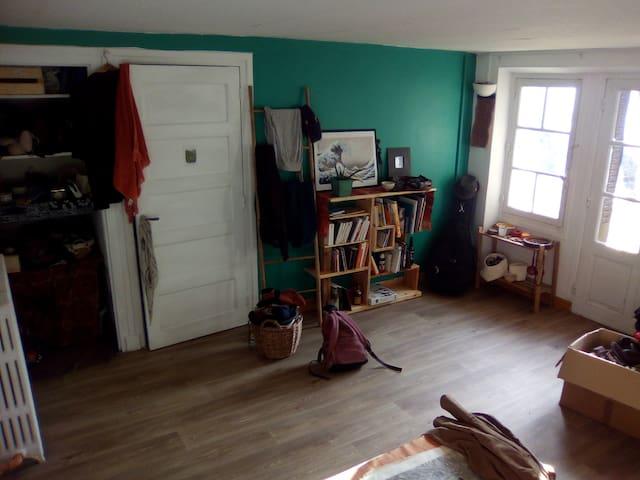 chambre dans une charmante maison en Chartreuse - Le Sappey-en-Chartreuse - Hus