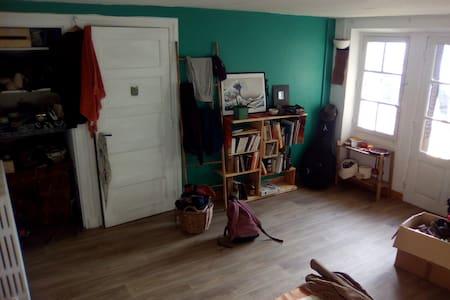 chambre dans une charmante maison en Chartreuse - Le Sappey-en-Chartreuse