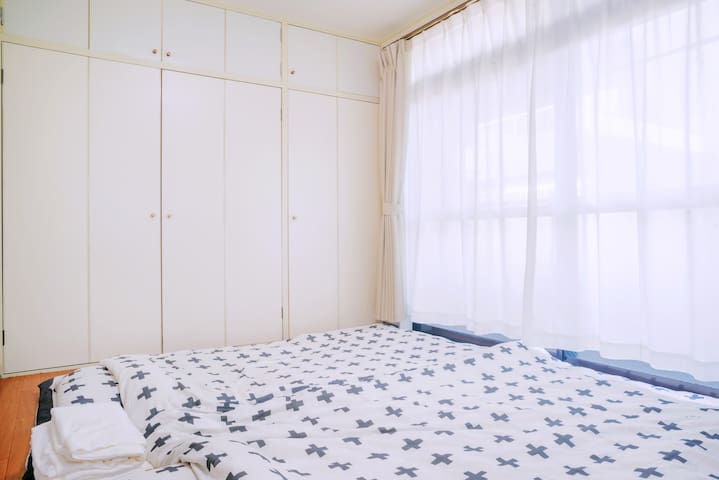 Nagoya chikusa kurumamichi ROOM 3A - Chikusa-ku, Nagoya-shi - Apartament