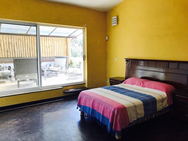 La recámara de Pepe - Oaxaca - Haus