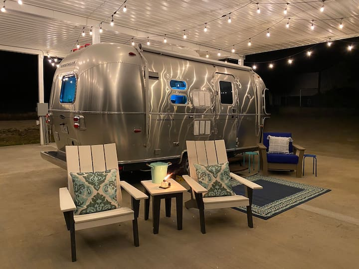Dream Chaser Airstream Experience