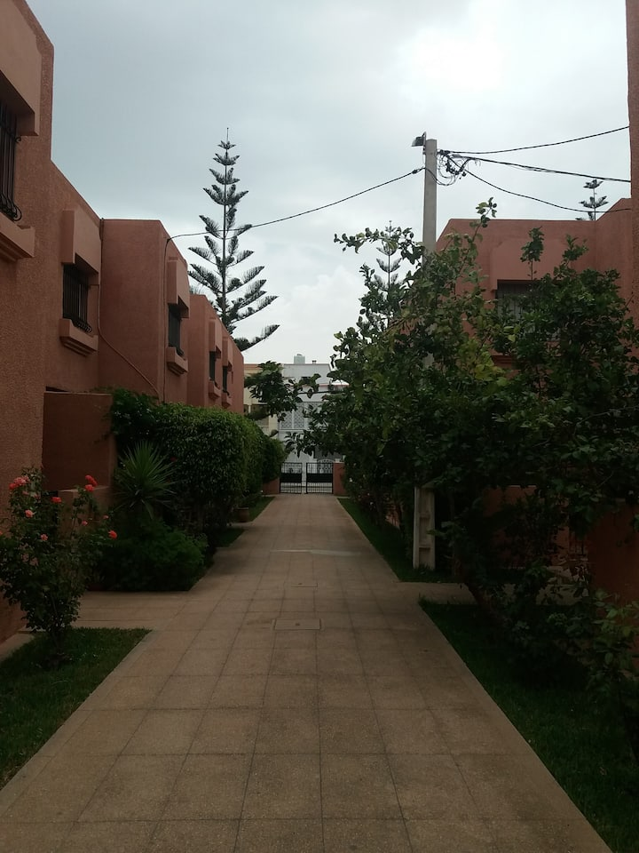 Location maison meublée saidia maroc