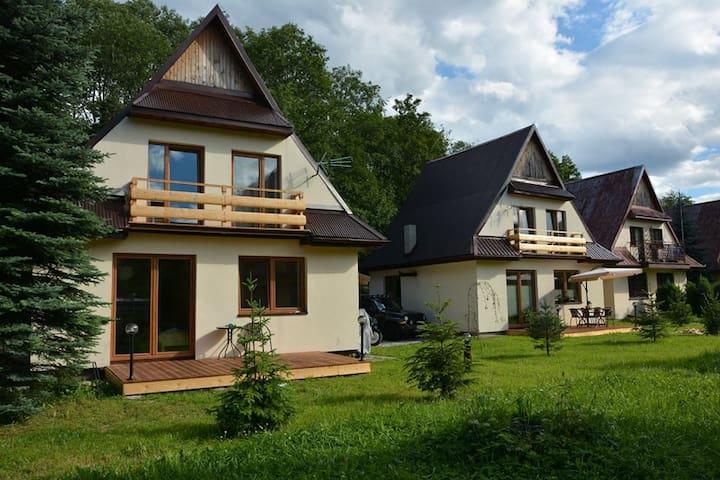 Urocze Domki Zakopane - Zakopane - Dom