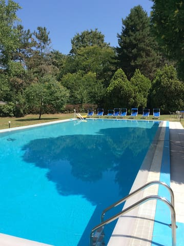 Casteletto Monferrato Estate with Pool/Tennis