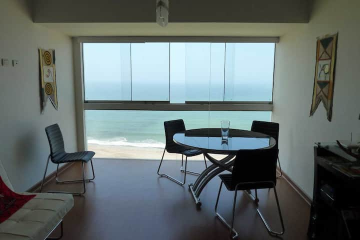 Beautiful apartment with amazing seaview