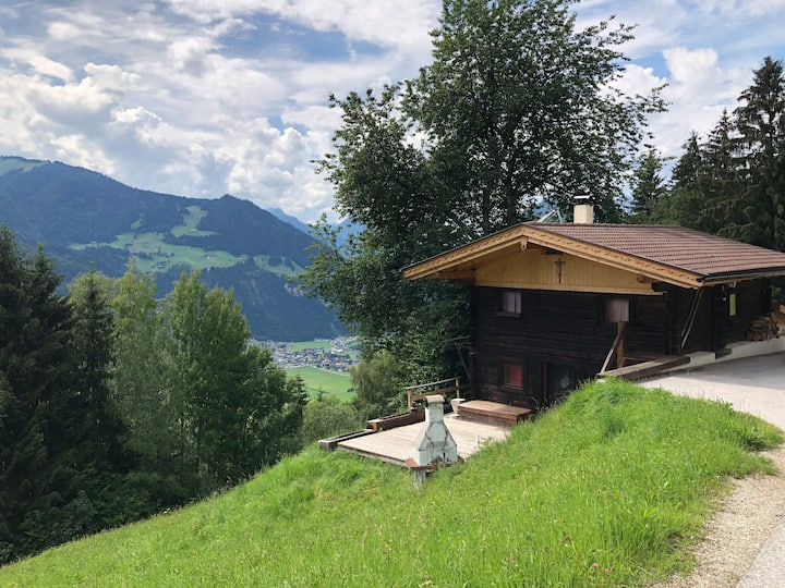 Mooswasseralm Zillertal