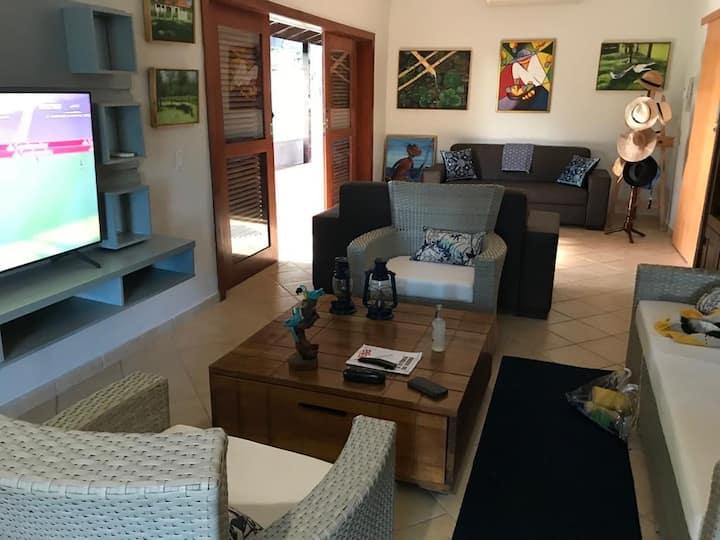 Casa de Campo - 10km de chão em Cuiabá