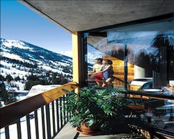 Iron Blosam Condo Rental Snowbird Utah