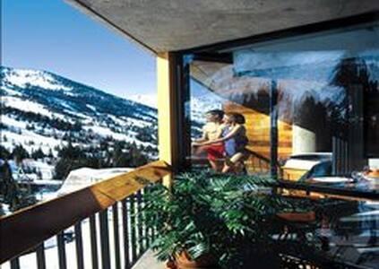 Iron Blosam Condo Rental Snowbird Utah Loft Suite - Sandy - Appartement