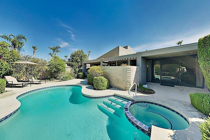 Desert Sanctuary | Private Pool, Hot Tub & Tennis