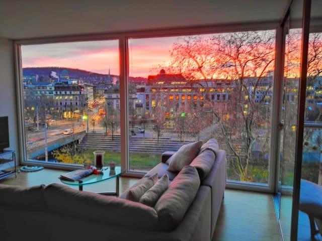 Luxurious Loft in the heart of Zürich