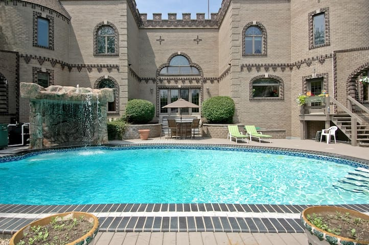 The Z Castle - Epitome of Rustic Luxury