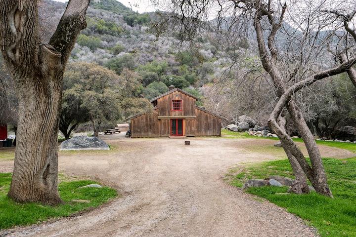 Sequoia 190 Acre Private Ranch