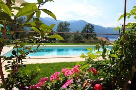 Farm house FULET - Como Lake 3 - Abbadia Lariana - Apartemen