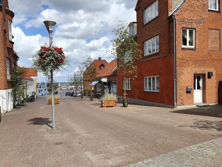 100 m2 Lejlighed i Stubbekøbing på Falster