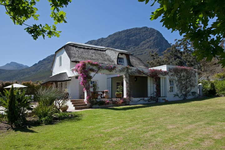 Welcome to cosy Honey Pot Cottage - Franschhoek - House