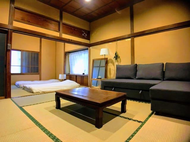 和室/room1,2