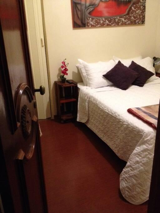 Suite para casal ou duas pessoas