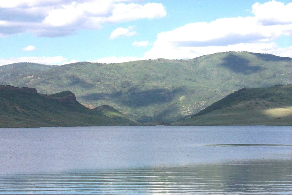 Stagecoach Reservoir