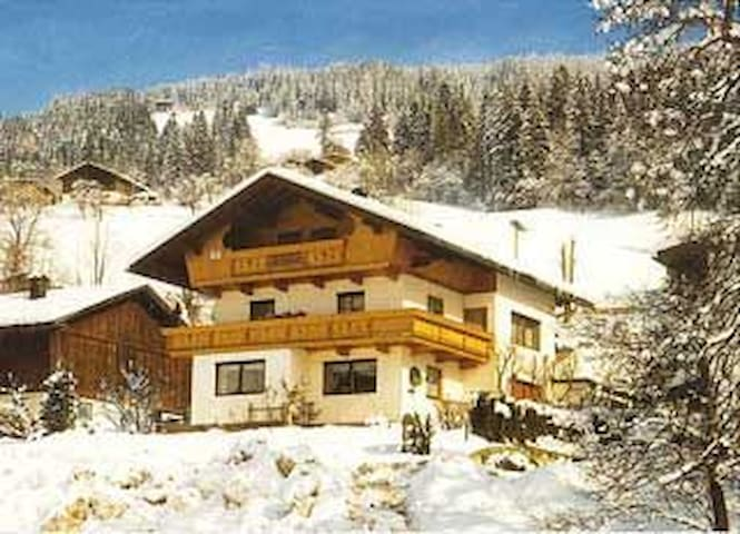 Doppelzimmer mit Küche in Ramsau - Ramsau im Zillertal - House