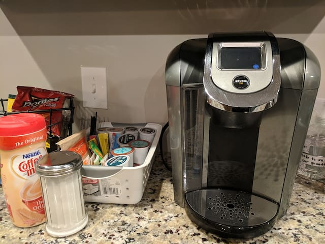Touch screen Keurig