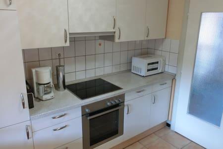 Haus mit Zimmern für 1-6 Personen (z.b. Monteure)