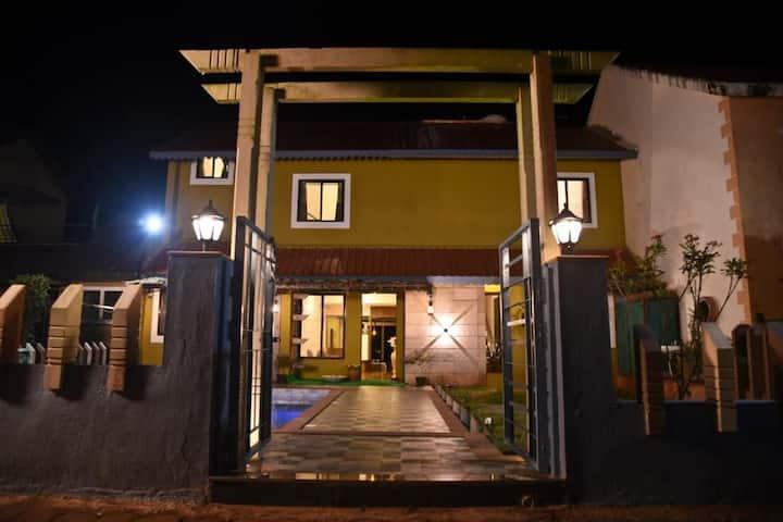 Village Villa 8BHK By Unexplora, Mahabaleshwar