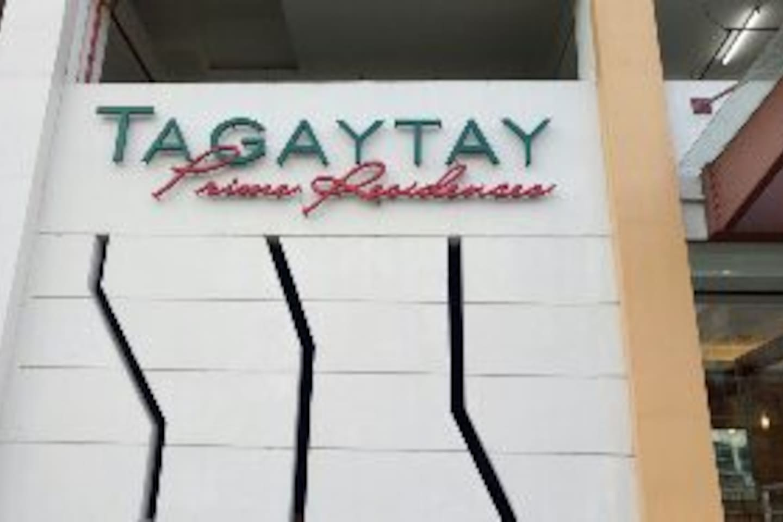 happynest@ tagaytay cityland prime residences