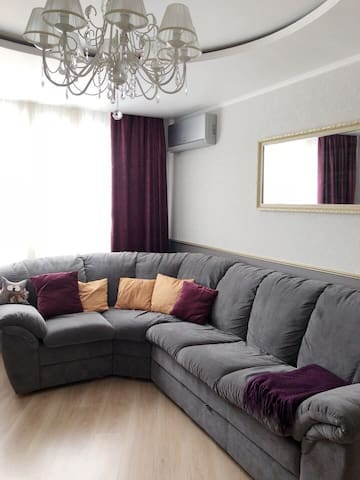 2 bedrooms Apartment RUSSIAN HOSPITALITY