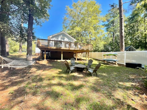 *NEW*Waterfront w/Dock FirePit•Kayaks•Floats•Cove