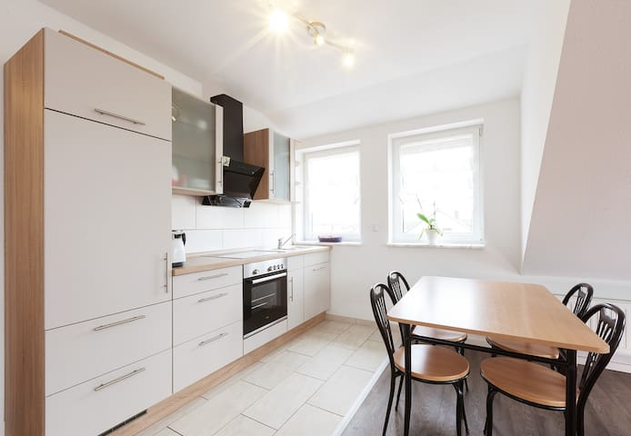 Apartment45 qm, für bis zu 3 Personen