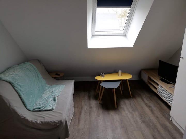 Petit appartement proche des remparts