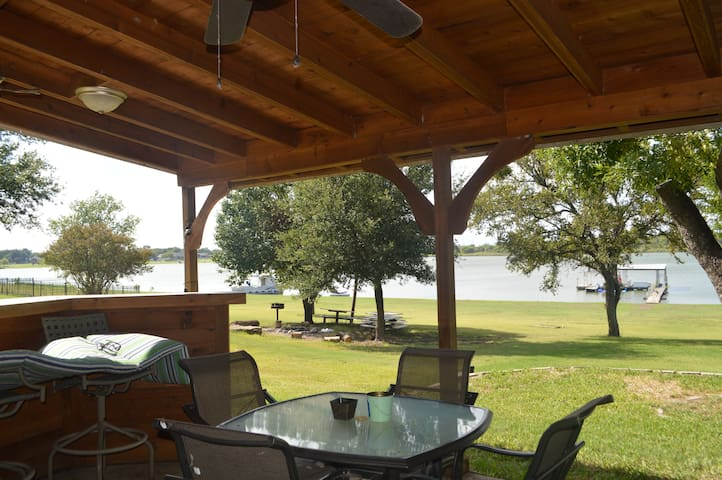 Lake Lewisville Lakefront Prime Frisco Location
