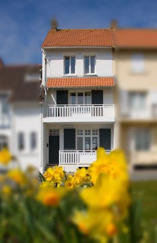 Villa Prosper Ambleteuse 10 pers - Ambleteuse - บ้าน