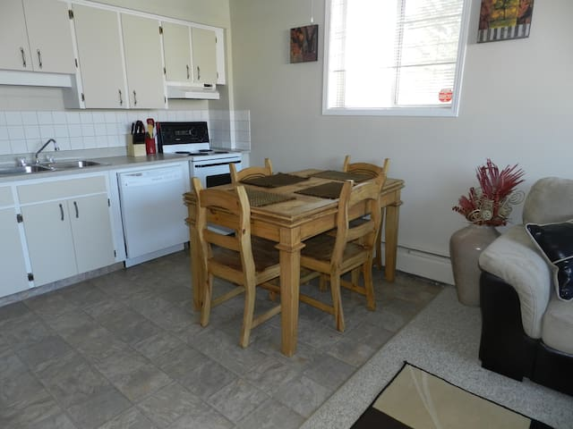 Parkview Court Executive Suites, Two Bedroom, B1