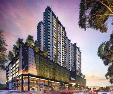 Aldridge Residence Executive Suite 2B@Shah Alam